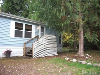 Mason County Single Family Home For Sale: 330 NE Snowcap Dr