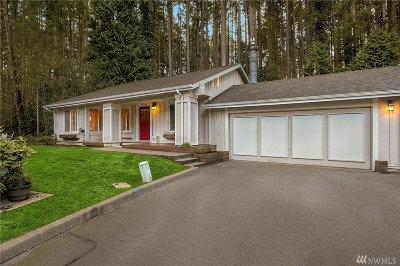 Kirkland Single Family Home For Sale: 14704 121st Ct NE