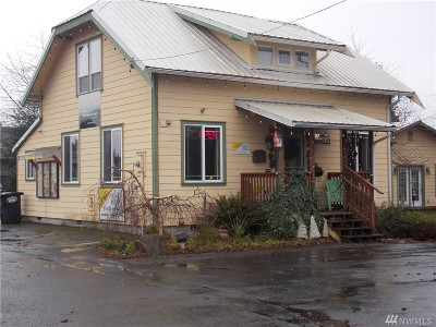 Thurston County Rental For Rent: 302 Binghampton St W