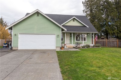 Whatcom County Single Family Home For Sale: 409 Taylor Cir