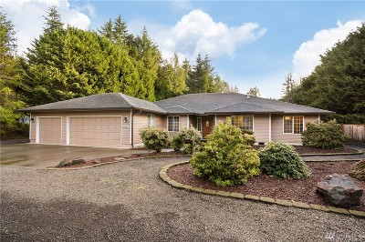 Olympia Single Family Home For Sale: 4243 78th Ave SW