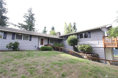 Federal Way Single Family Home For Sale: 30223 7th Ave S