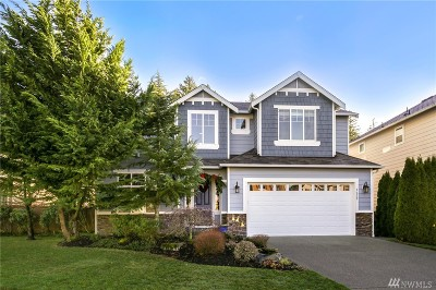Lacey Single Family Home For Sale: 3622 Lanyard Dr NE