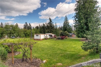 Puyallup Rental For Rent: 15611 Canyon Rd E