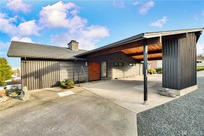Anacortes WA Single Family Home For Sale: $799,000
