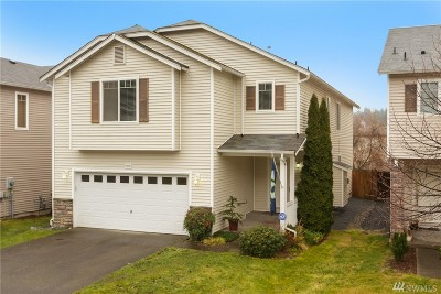 Puyallup Single Family Home For Sale: 17916 97th Lane E