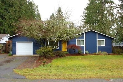 Redmond Single Family Home For Sale: 21019 NE 92nd St St