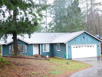 Pierce County Single Family Home For Sale: 214 195th Ave SW