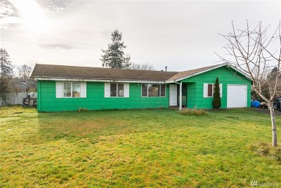 Tacoma Single Family Home For Sale: 1120 143rd St E