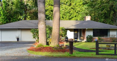 Marysville Single Family Home For Sale: 5331 134th Place NE