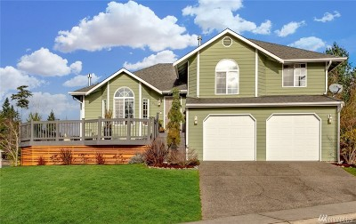 Maple Valley Single Family Home For Sale: 21108 SE 278th Place