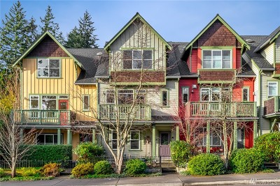 Bainbridge Island Condo/Townhouse For Sale: 705 Madison Ave N
