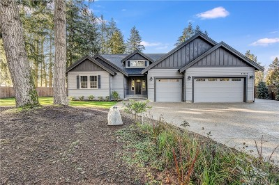 Tacoma Single Family Home For Sale: 13520 Golden Given Rd E