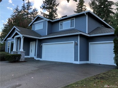 Olympia Single Family Home For Sale: 1351 Fern St SW