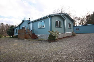 Ferndale Single Family Home For Sale: 3433 Bay Rd