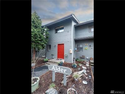Birch Bay Condo/Townhouse Sold: 7650 Birch Bay Dr #A8
