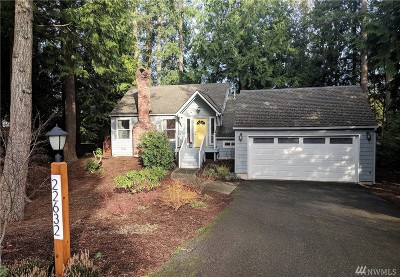 Sammamish Single Family Home For Sale: 22632 NE 23rd Place