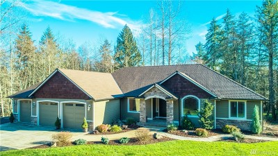 Thurston County Single Family Home For Sale: 6031 139th Lane SW
