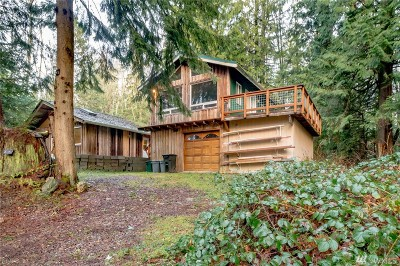 Sedro Woolley Single Family Home Pending BU Requested: 467 Alger Cain Lake Rd
