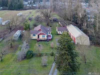 Marysville Single Family Home For Sale: 11828 55th Ave NE