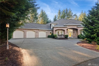 Gig Harbor Single Family Home For Sale: 11705 51st Ave NW