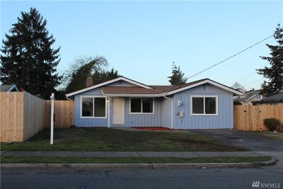 Single Family Home For Sale: 1417 S 76th St