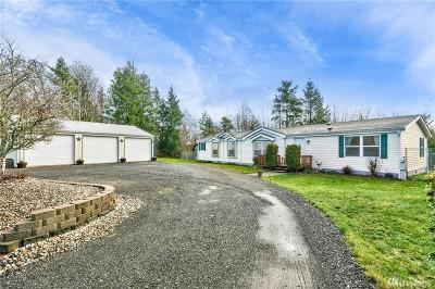 Mason County Single Family Home Pending: 421 E Bay Heights Dr