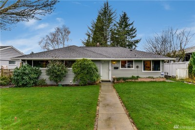 Tacoma Single Family Home For Sale: 2332 N Winnifred St