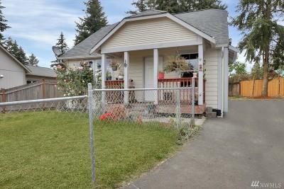 Centralia Single Family Home For Sale: 20138 Shamon Ct SW