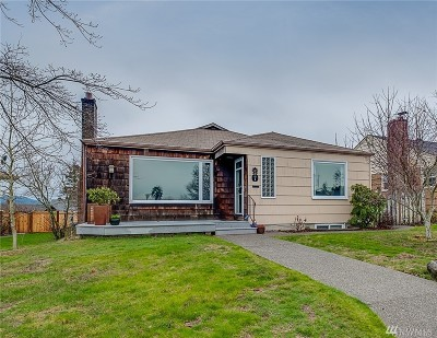 Bremerton Single Family Home For Sale: 2201 Nipsic Ave