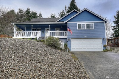 Gig Harbor Single Family Home For Sale: 3808 15th Ave NW