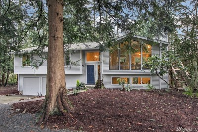 Sammamish Single Family Home For Sale: 25120 SE 14th St