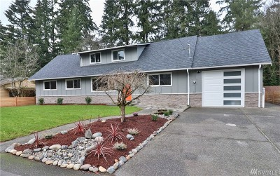 Bothell Single Family Home For Sale: 8852 NE 203rd Place