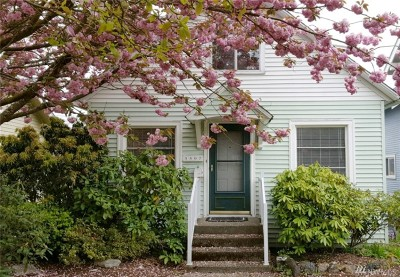 Everett Single Family Home For Sale: 3507 Oakes Ave