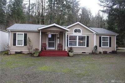 Hoodsport Single Family Home For Sale: 610 N Duckabush Dr N