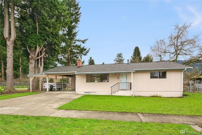 Issaquah Single Family Home For Sale: 475 NE Alder St