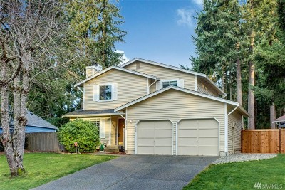 Maple Valley Single Family Home For Sale: 22712 SE 275th St