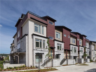 Issaquah Condo/Townhouse For Sale: 924 7th (Unit 19.1) Ave NE
