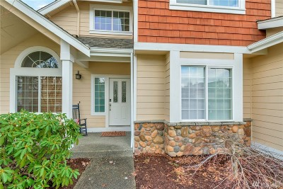 Gig Harbor Single Family Home For Sale: 6216 110th St Ct NW