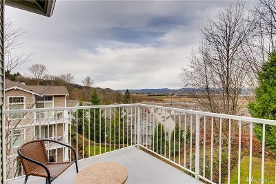 SeaTac Condo/Townhouse For Sale: 21250 40th Wy S #B