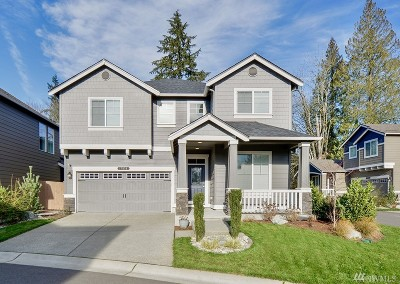 Renton Single Family Home For Sale: 17854 SE 188th Place