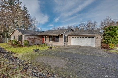 Port Orchard Single Family Home For Sale: 8729 Row Lane SE