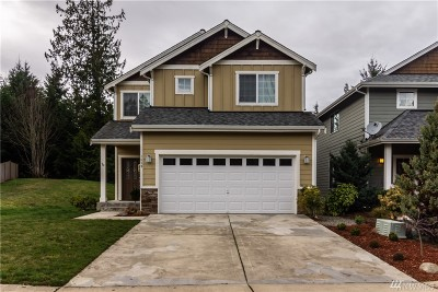 Bremerton Single Family Home For Sale: 3639 Reagan Ave