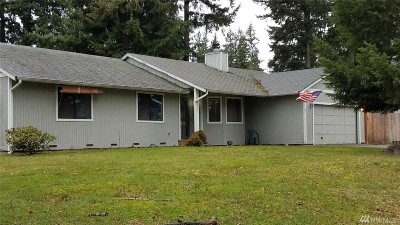 Pierce County Single Family Home For Sale: 6705 195th Ave E