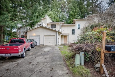 Bremerton Single Family Home For Sale: 7686 Shilohwood Place NW
