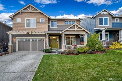 Poulsbo Single Family Home Pending Inspection: 1931 Claret Lp NW