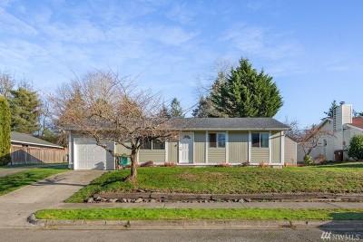 Tacoma Single Family Home For Sale: 7521 E E St