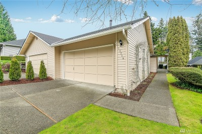 Redmond Single Family Home For Sale: 13316 NE 89th St