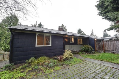 Seattle Single Family Home For Sale: 10703 3rd Ave NW