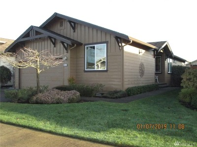 Lacey Single Family Home For Sale: 8450 Camano Lp NE